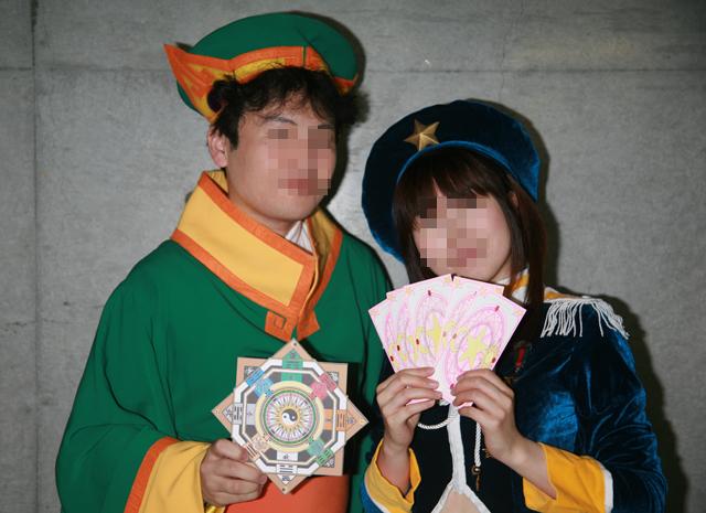 カードキャプターさくら&李小狼